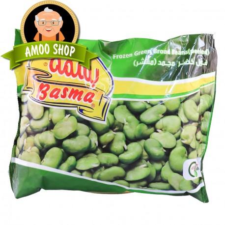 Frozen Green Broad beans - 400 gr