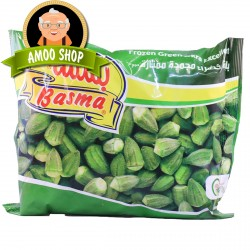 Frozen Green Okra - 400 gr
