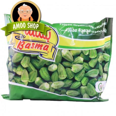 Frozen Green Okra - 400 gr