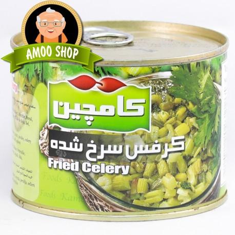 Canned Fried Celery -  400 gr