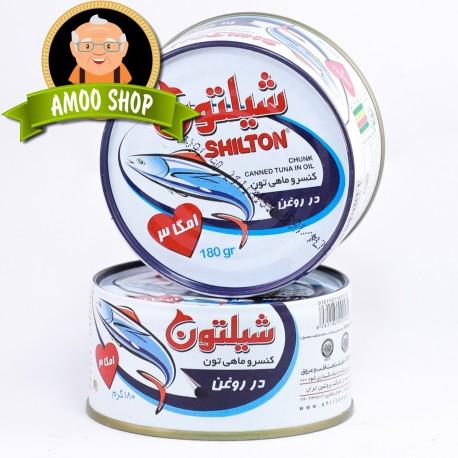 Canned Tuna In Oil - 180 gram