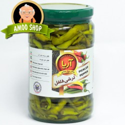 Pickled peeper - 700 gr