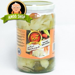 Salted mix pickled - 700 gr