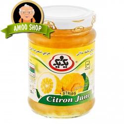 Citron Jam - 350 gr