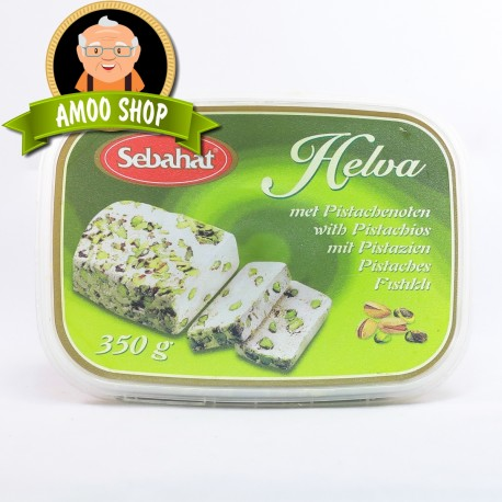 Halva with pistachio - 350 gr