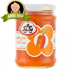 Carrot Jam - 350 gr
