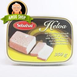 Halva with Vanilla - 350 gr