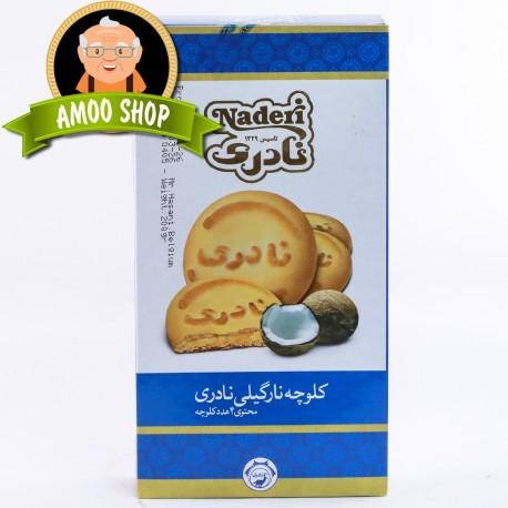 Coconut Box cookie - 4 pcs
