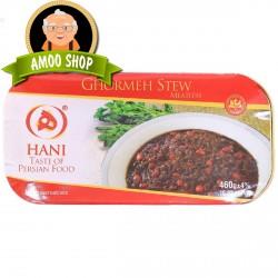 Ghormeh sabzi meatless