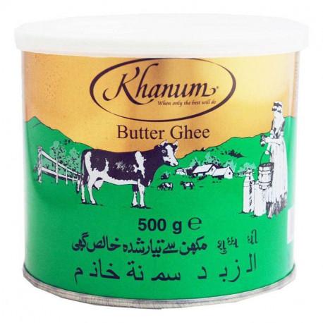 Butter Ghee Khanum