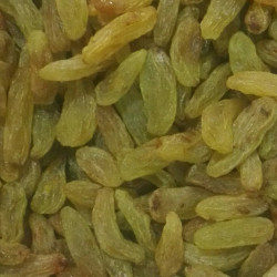 Dried green raisin 200gr