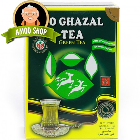 Do Ghazal Green Tea - 500gr