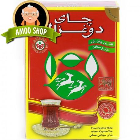Do Ghazal Pure Ceylon Tea - 500gr