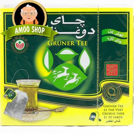 Do Ghazal Green Tea bags - 500gr