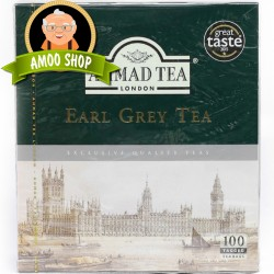 Ahmad Earl Grey Tea bags - 100 pcs