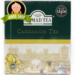 Ahmad Cardamom Tea bags - 100 pcs